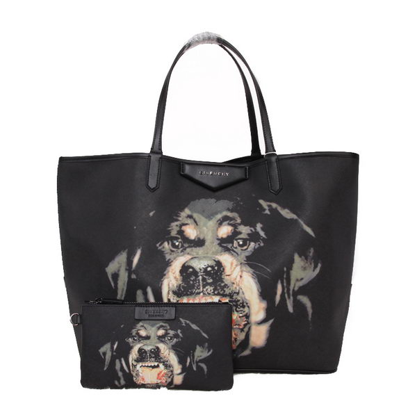 Givenchy Antigona Print Large Shopper Bag 3801A