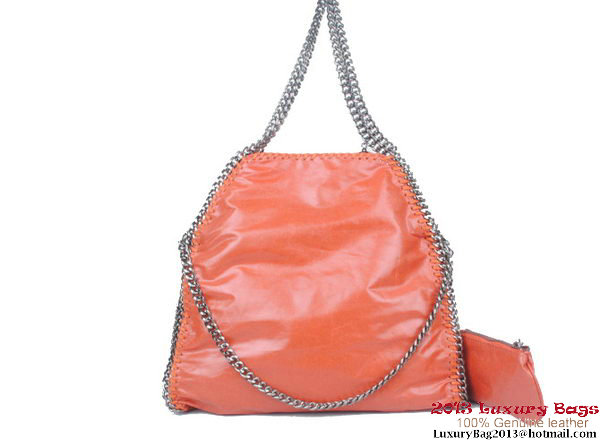 Stella McCartney Tote Bag 809 Orange