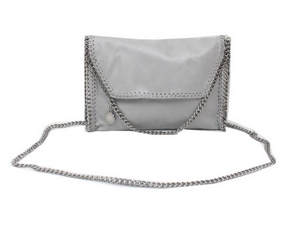 Stella McCartney Falabella PVC Cross Body Bag 875 Grey