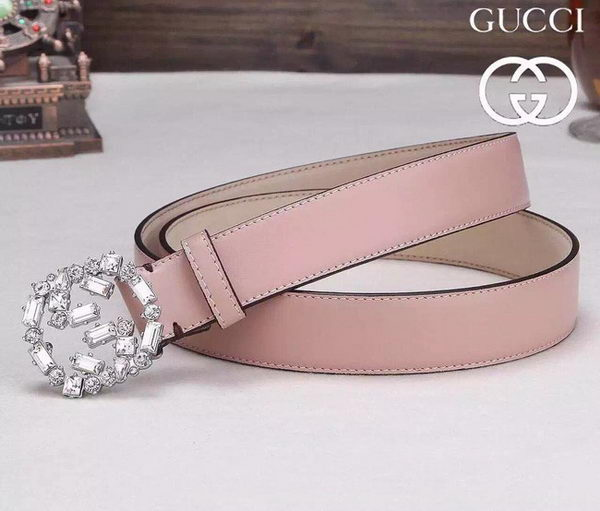GUCCI Belt G3188 Pink