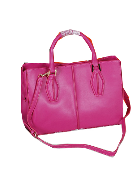 Tods Sella Small Bowler Bags 373006 Rose