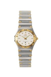 Omega Constellation 18kt Yellow Gold Mini Ladies Watches 1362.30.00