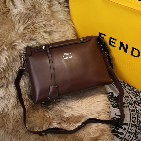 Fendi BY THE WAY Bag Original Leather FD2353 Brown