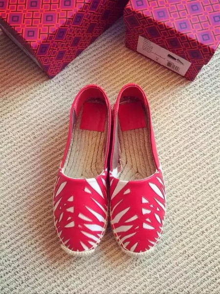 Tory Burch Casual Shoes TB1533 Red