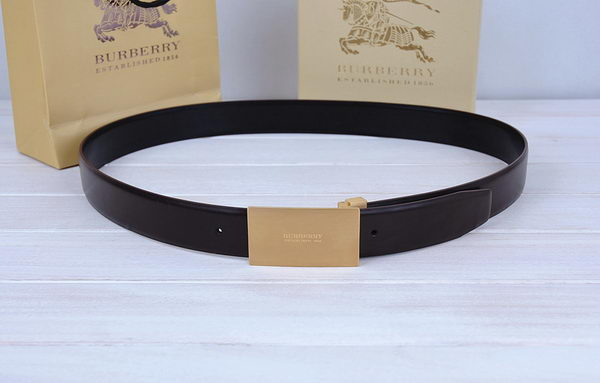 Burberry New Belt Buckle Word-Inch Flat-3B Version With BU3007A