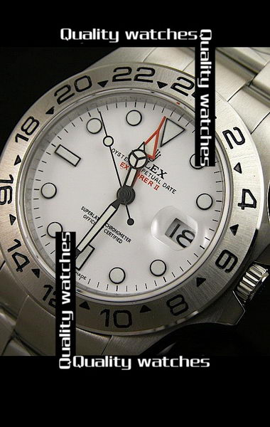 Rolex Explorer II Watch RO8004H