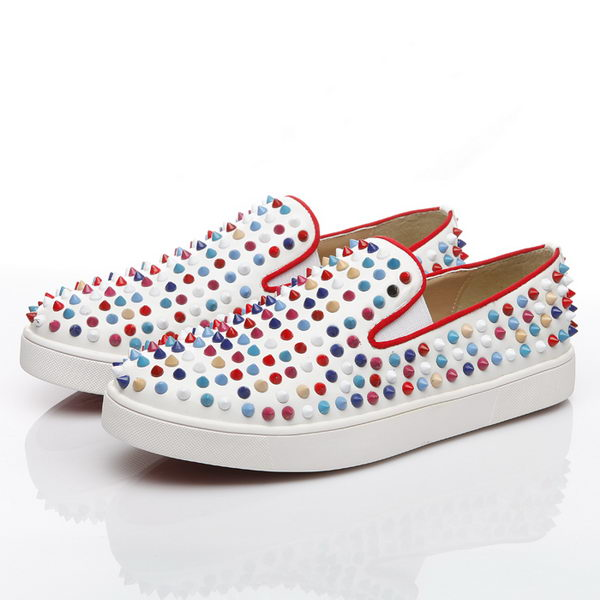 Christian Louboutin Casual Shoes CL787 White