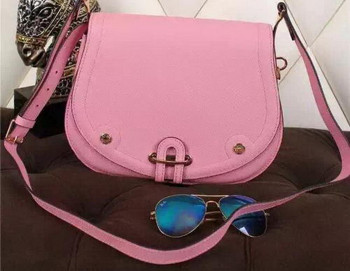 Hermes Passe-Guide Bag Calfskin Leather H22039 Pink