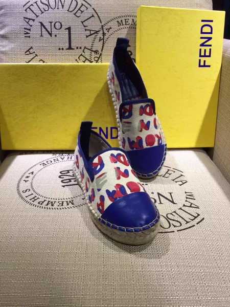 Fendi Sandals FD065LRF Blue