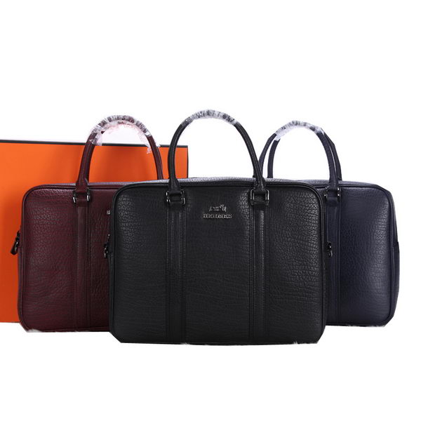 Hermes Briefcase Calf Leather H68513