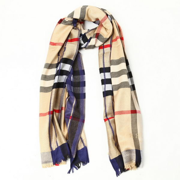 Burberry Scarves Cashmere WJBUR18 Apricot