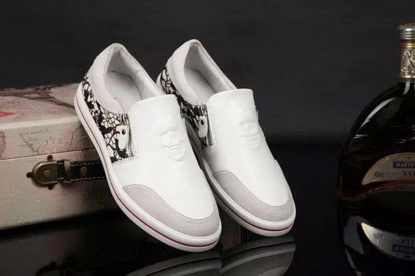 ALEXANDER MCQUEEN Casual Shoes MCQ267 White