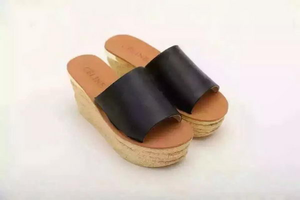 Celine Wedges Celine01DON Black