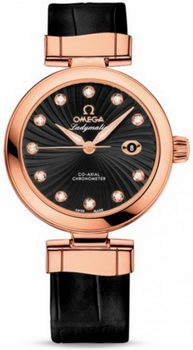Omega De Ville Ladymatic Watch 158614X