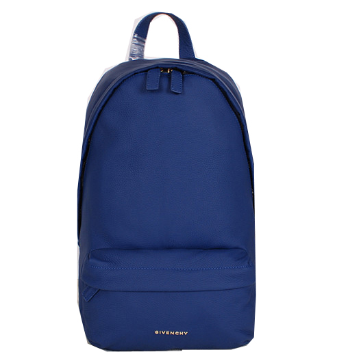 Givenchy Grainy Leather Backpack GY699 Blue