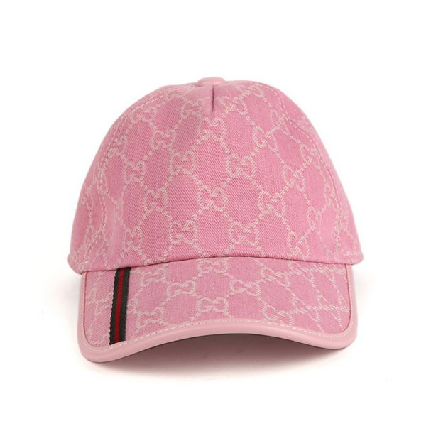 Gucci Hat GG23 Pink