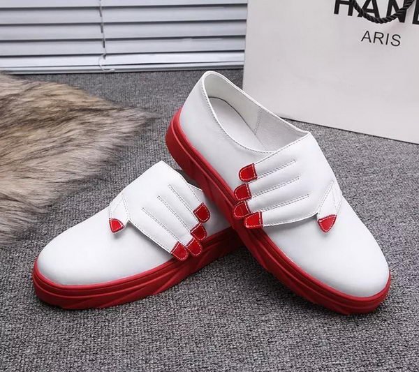 Givenchy Casual Shoes Leather GI42 White