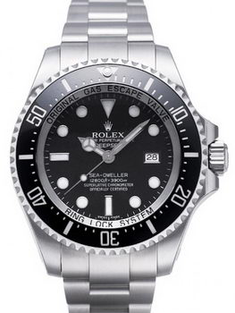 Rolex Sea Dweller Deepsea Watch 116660A