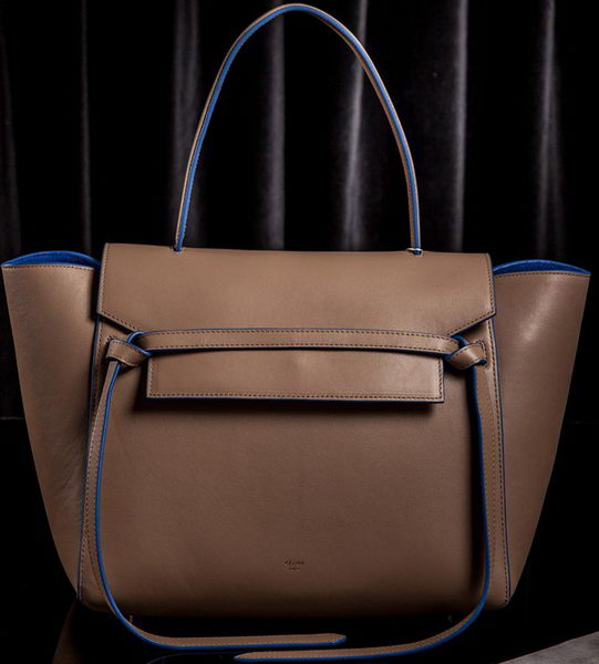 Celine Belt Bag Original Leather CL3345M Khaki&Blue