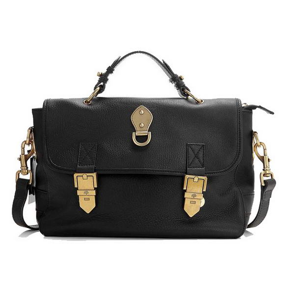 Mulberry Chestnut Tillie Soft Matte Bag M8085 Black