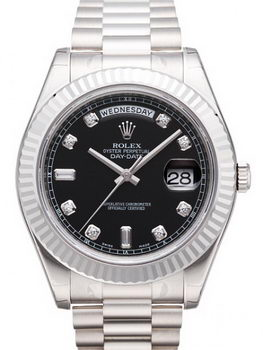 Rolex Day Date II Watch 218239E