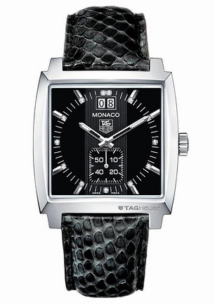 Tag Heuer Monaco Series Fashionable and Practical Grande Ladies Quartz Watch-WAW1310.FC6216