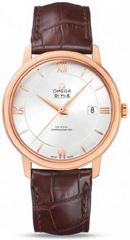 Omega De Ville Prestige Co-Axial Watch 158617N