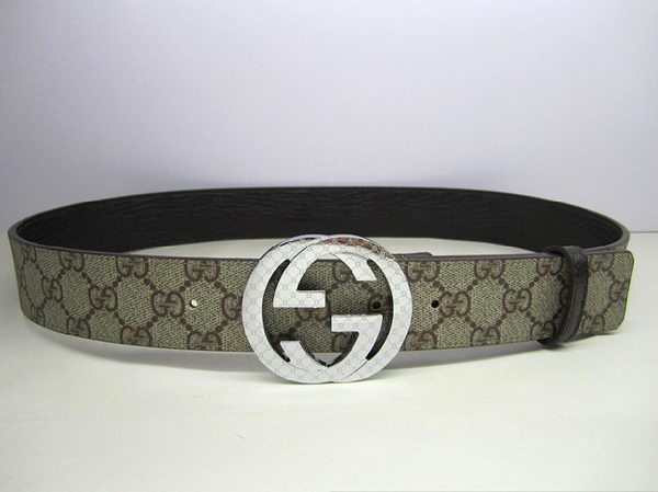 Gucci Belts GG029_3 Silver