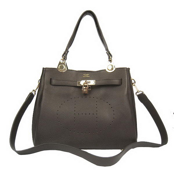 Hermes Mini So Kelly 30CM Bag H60668 Brown