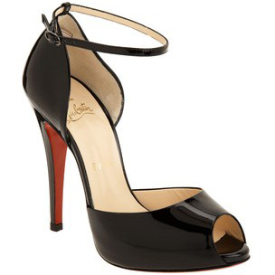 Christian louboutin Claudia - Black