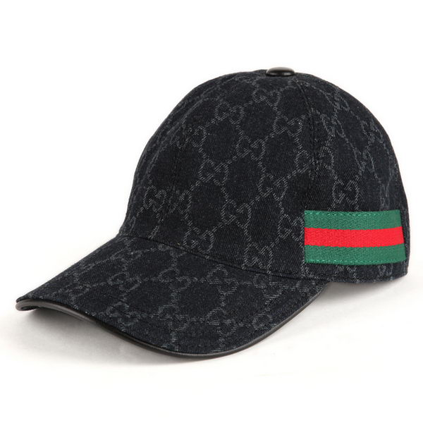 Gucci Hat GG12 Dark Blue