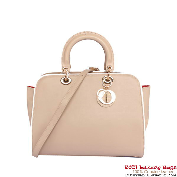 Dior Granville Bag Calfskin Leather DR8115 Apricot