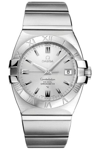 Omega Constellation Double Eagle Chronometer Series Mens Wristwatch-1501.30.00