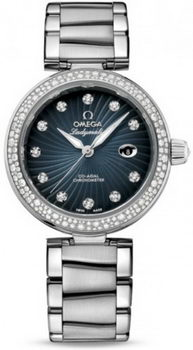 Omega De Ville Ladymatic Watch 158613B