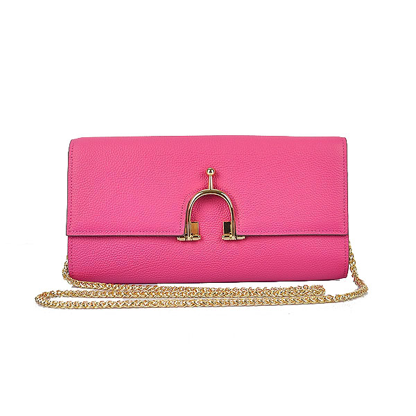 Hermes 2012 Smooth Calf Leather Shoulder Bag Peach