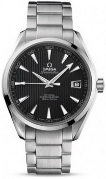 Omega Seamaster Aqua Terra Chronometer Watch 158592I