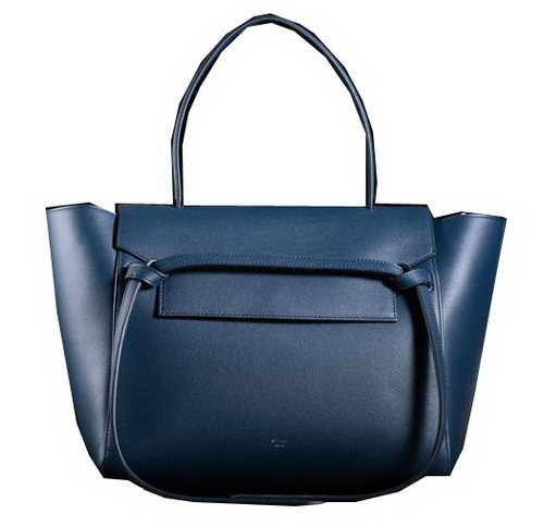Celine Belt Bags Smooth Calfskin Leather C3345 Royal