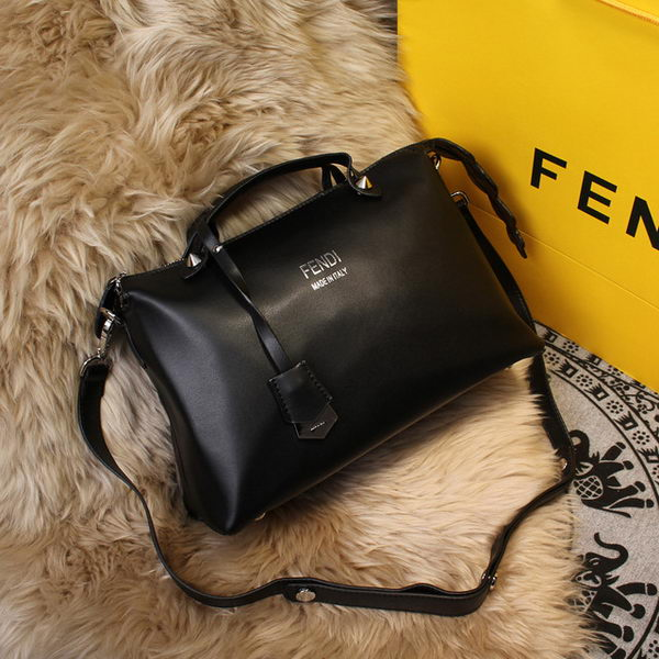 Fendi BY THE WAY Bag Original Leather FD2353 Black