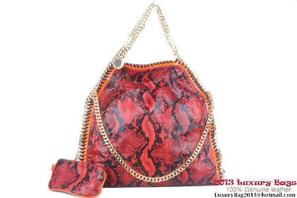 Stella McCartney Tote Bag 809 Red