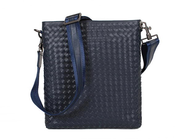 Bottega Veneta Cross Body Messenger Bag 2951 RoyalBlue