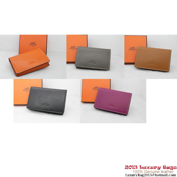 Hermes iPhone 5 Case Togo Leather HiC005