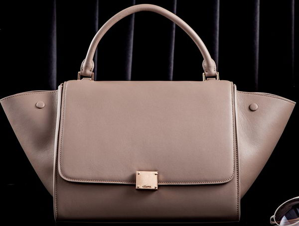 Celine Trapeze Bag Original Leather CT3342 Khaki