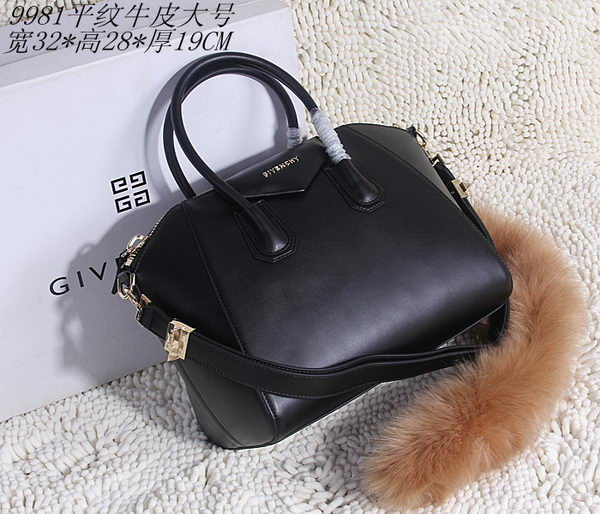 Givenchy Antigona Bag Smooth Leather G9981L Black