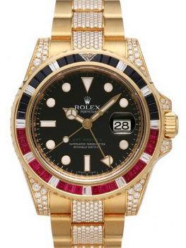 Rolex GMT Master II Watch 116758A