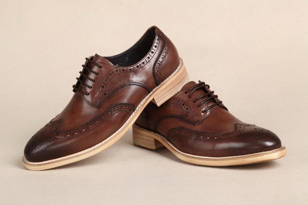 Hermes Calfskin Leather Casual Shoes HO0336 Brown