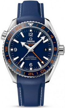 Omega Seamaster Planet Ocean GMT Good Planet Foundation Watch 158604A