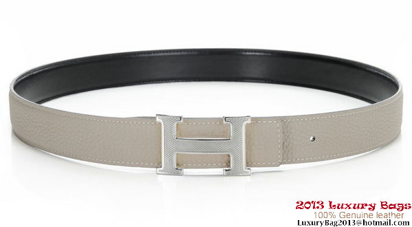 Hermes 43mm Calf Leather Belt HB108-10