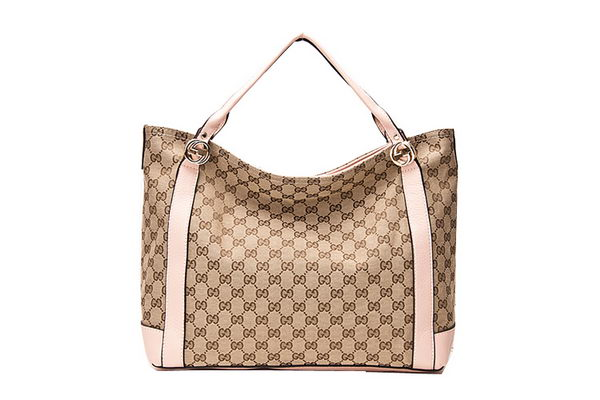 Gucci Miss GG Original GG Canvas Top Handle Bag 323675 Pink
