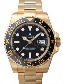Rolex GMT Master II Watch 116718B