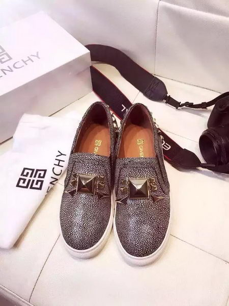 Givenchy Casual Shoes Leather GI45 Black